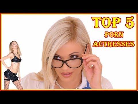 ТОП 5 Самых красивых порно актрис 2019