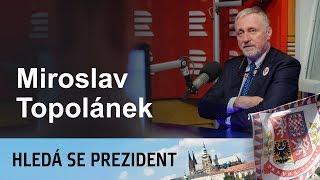 Nechci se klanět východním mocnostem ani Bruselu, zdůrazňuje Mirek Topolánek