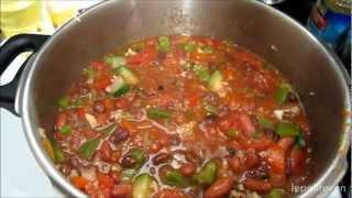 Healthy Quinoa Turkey Chili Recipe Tutorial