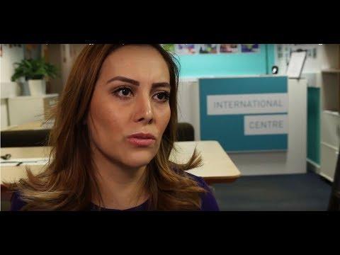 Dr Gloria Alvarez, Lecturer in Energy Arbitration, School of Law, University of Aberdeen