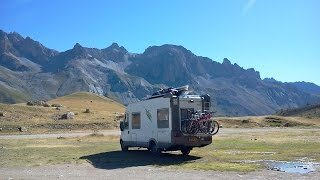Summer Holiday French Alps France 2015 hiking mountain biking surfing