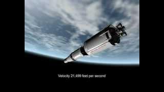 Apollo 10 Launch - Capcom/Spacecraft Loop