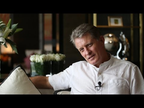 137 Pillars Hotels & Resorts Interview with COO, Chris Stafford - HD