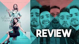 A Simple Favor - Multiple Personality Movie Review