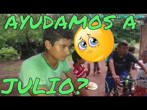 Conozcamos mas de Julio, familia y sus necesidades. GoFundme en la descripcion. Parte 11/11