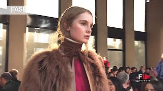 AGNONA Highlights Milan Fashion Week Fall Winter 2017 2018   Fashion Channel