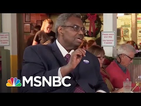 Alabama State Senator Calls Roy Moore, Jones Race A 'symbol' Of Voting Rights | MTP Daily | MSNBC