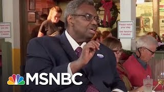 Alabama State Senator Calls Roy Moore, Jones Race A 'symbol' Of Voting Rights   MTP Daily   MSNBC