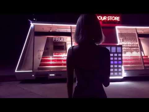 La primera tienda móvil, autónoma