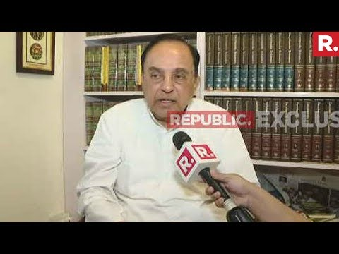 Dr Subramanian Swamy Explosive Revelation In Sunanda Pushkar Case | EXCLUSIVE Interview