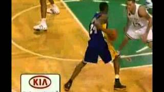 Kobe bryant - 43pts vs. boston celtics - 7 3-pointers