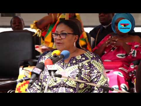 KATH MBU is the only green health facility in Africa - First Lady