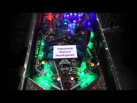 Mr Pinball Safecracker Spinning Disc Pinball Decal Next Gen Laser  Printing