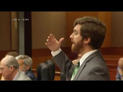 Tex McIver Trial Jury Watchers McIvers APD Interview 04/19/18