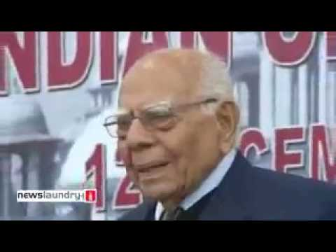 EPIC : debate between subramaniam swamy and ram jethmalani article 370