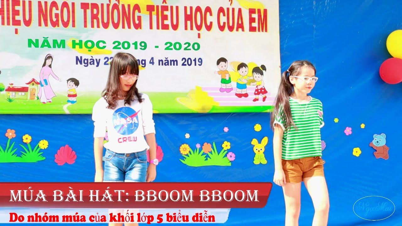 KTT – Múa bài hát: BBoom BBoom ♫ Nhạc Thiếu Nhi