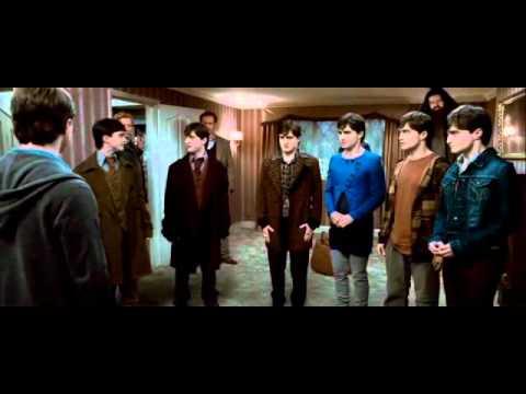 Гарри Поттер и Дары смерти — Дублированый трейлер
