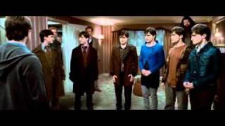 Гарри Поттер и Дары смерти - Дублированый трейлер