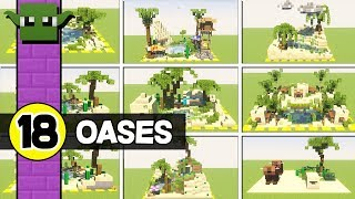 Minecraft 18 Things - OASES