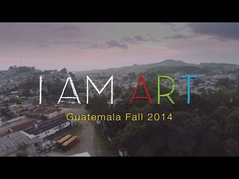 I Am Art Guatemala Fall 2014 Overview