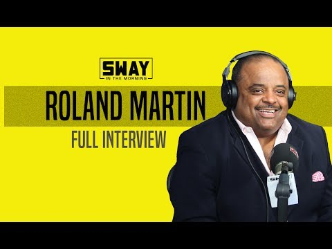 Roland Martin Speaks on the State of Black America, President Trump, Money & Power
