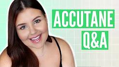 Depression, Hair Loss, Laser Treatments | ACCUTANE Q&A