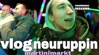 Vlog Neuruppin [Martinimarkt 2019]