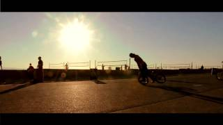 Lifestyle BMX Trailer - Flatland - Huntington Beach California