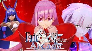 Fate/Grand Order Arcade現在登場済みのニトクリス(水着)までの全サーヴァント宝具集です(2019/08/10) ニトクリス(水着)に関してはエネミーでの登...