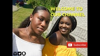 WELCOME TO OUR CHANNEL!!!