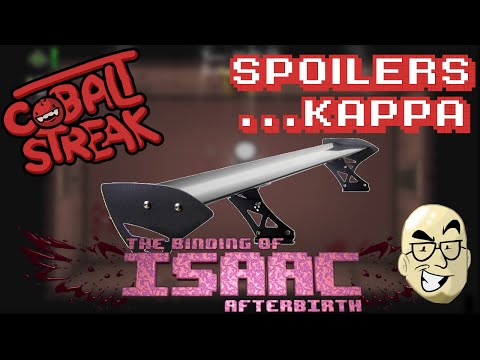 Isaac Afterbirth! NLSS - Spoilers! - Cobalt Streak
