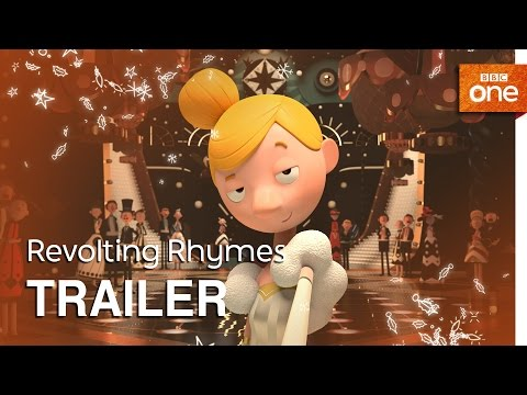 Revolting Rhymes: Trailer - BBC One