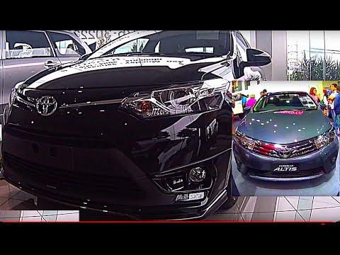 2015 , 2016 Toyota corolla Altis  VS 2015 , 2016 Toyota Vios