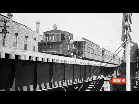 """Celebrating 125 Years of Chicago's """"L"""" Trains"""