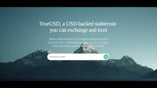 Can TrueUSD be next the Tether?
