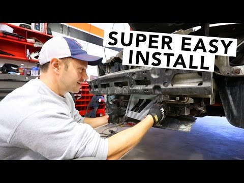 Oil Cooler Install It's Easier Than You Think! - Mullet Mustang - EP14
