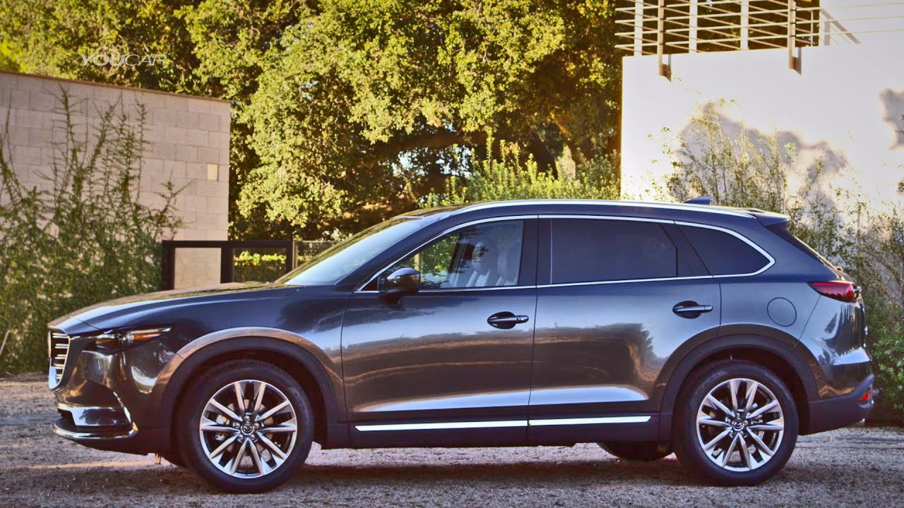 2016 Mazda CX9  Footage  YouTube