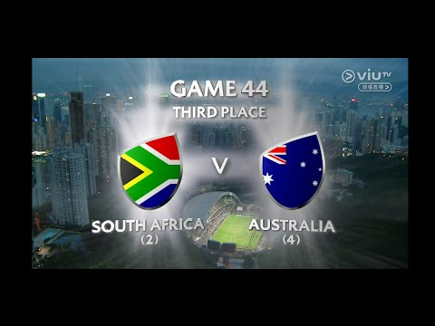 [Hong Kong Rugby Sevens 2016] Cup Third Place -- South Africa VS Australia