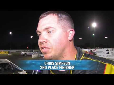 Lucas Oil MLRA Quickhit @ Southern Iowa Speedway 06/12/14
