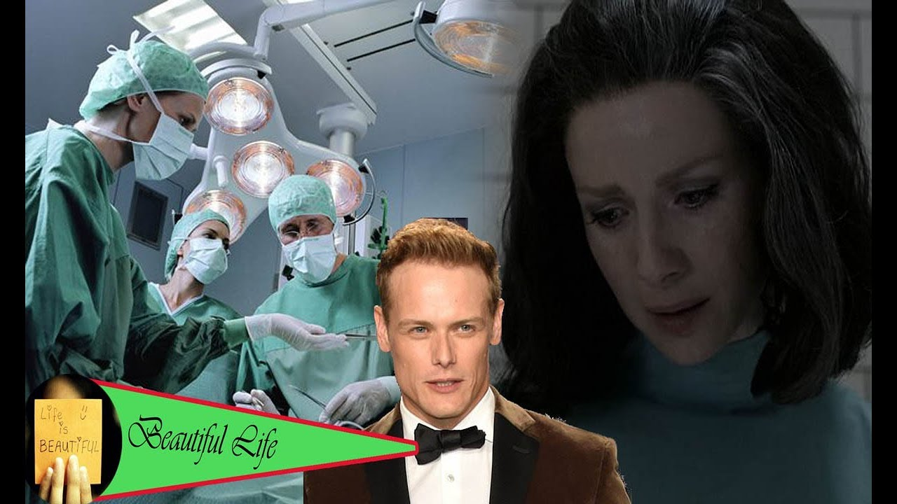 Caitriona Balfe is hospitalized because of a miscarriage, and Sam Heughan  cancels the wedding
