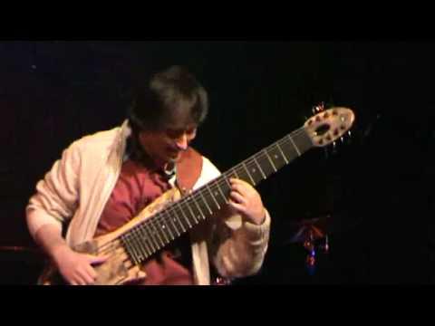 Igor Saavedra Live at University of Santiago Part 2