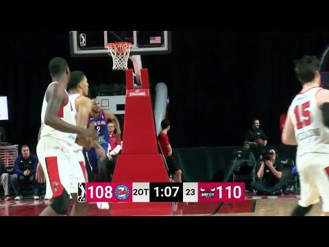 Ryan Arcidiacono (25 points) Highlights vs. Long Island Nets