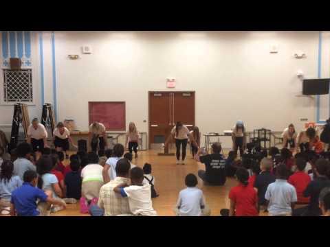 Obama Teacher Dance 2015