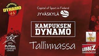 Kampuksen Dynamo Tallinnassa: Ennakkohaastattelu, osa 1
