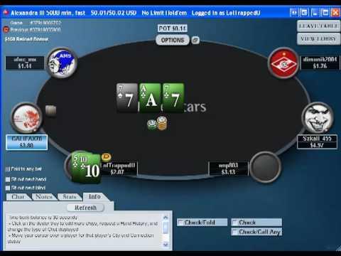Holdem poker definition