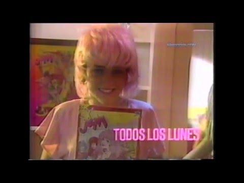 Tanda Comerciales - TVN Agosto 1987