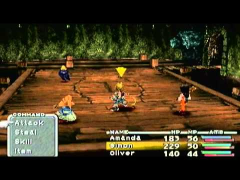 Let's Play Final Fantasy IX BLIND (17) Calm yo tits!