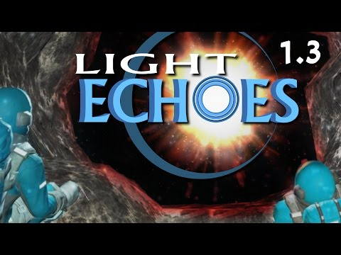 Light Echoes - Episode 3: Happy Miner (A Space Engineers comedy machinima series)