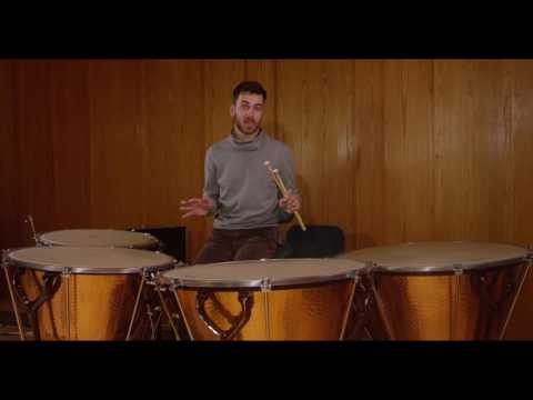 What does the timpani sound like? (Ode to Joy)