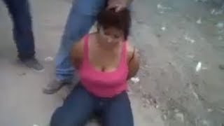 "Man Cuts Off Womans Head For Snitching ""REACTION"""